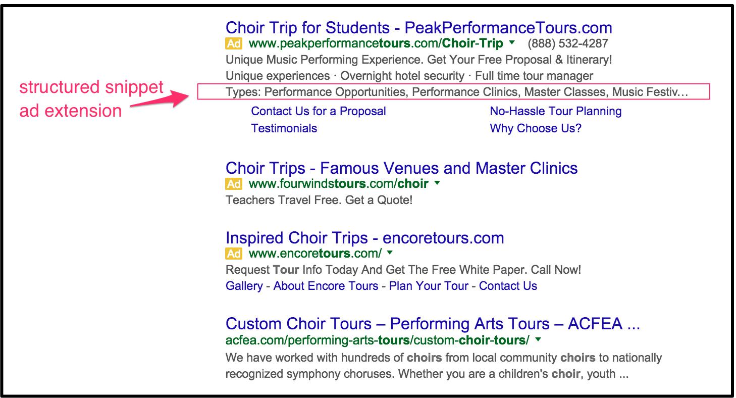 توضیح افزونه های google ads