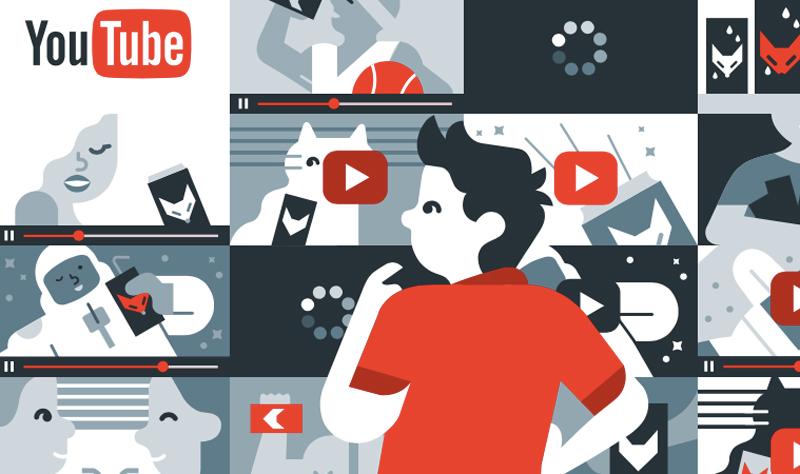 انتشار ویدیو در یوتیوب