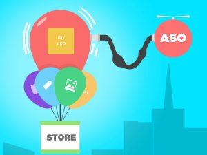 روش ASO برای اپ استور ها
