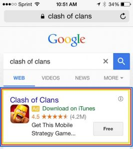 افزونه های google ads (اپلیکیشن)