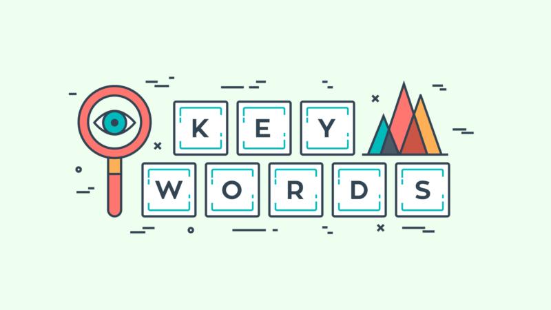 کلمه کلیدی محصول