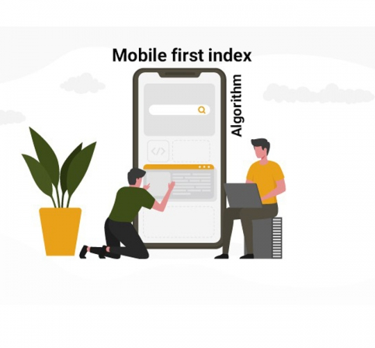 mobile first index algorithmm