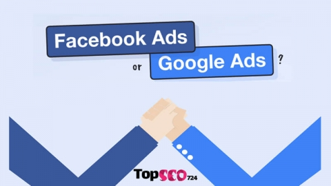 مقایسه تبلیغات گوگل و فیسبوک