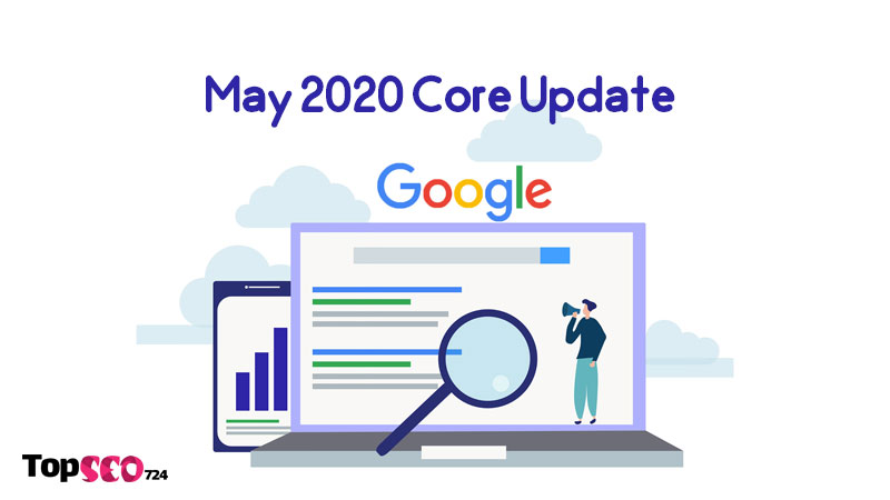 آپدیت هسته گوگل می 2020