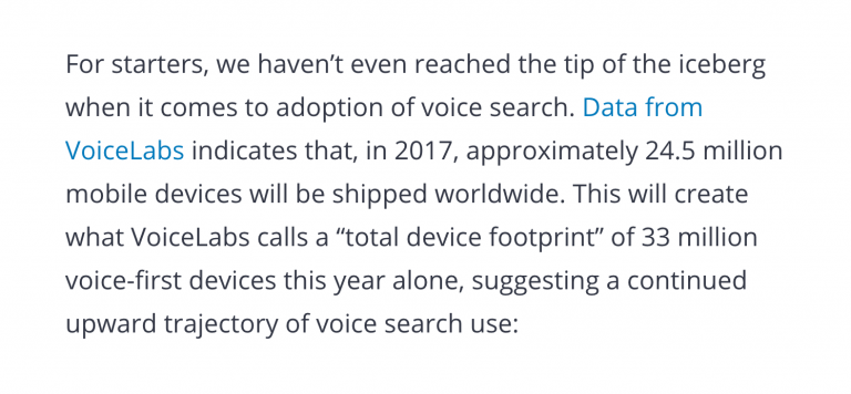 voice-search-writing-linked-to-content-featuring-stats-and-data