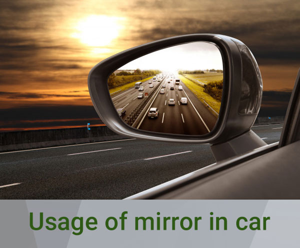 different application in mirror types