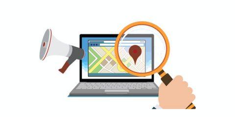 گوگل مپ در سئو محلی