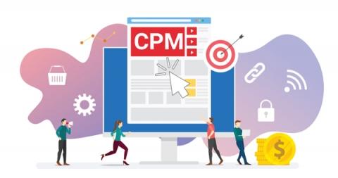 cpm-google adsense