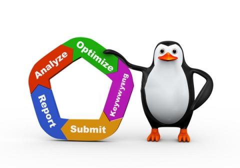 خروج از جریمه الگوریتم پنگوئن