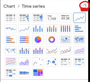 مرحله 28 اجرای گوگل دیتا استودیو